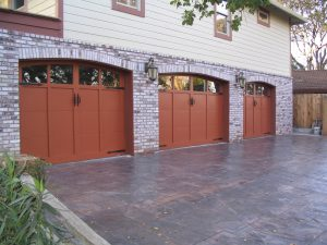 Carriage Style Garage Doors Rosenberg